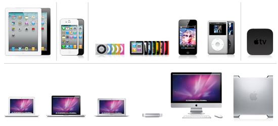 アップル製品回収